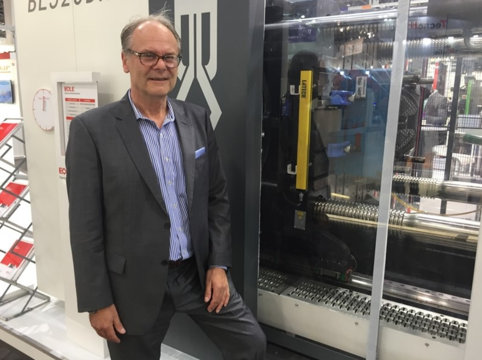 Alfred Rak is the new CEO and president of Bole Machinery of North America – makers of innovative & rugged injection molding machines for many industries